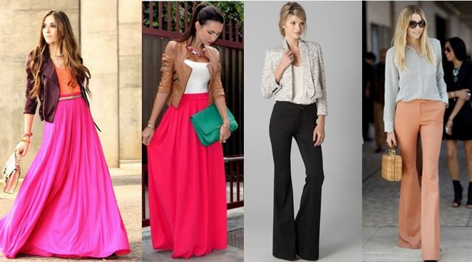 Anyone can wear the Maxi Skirt