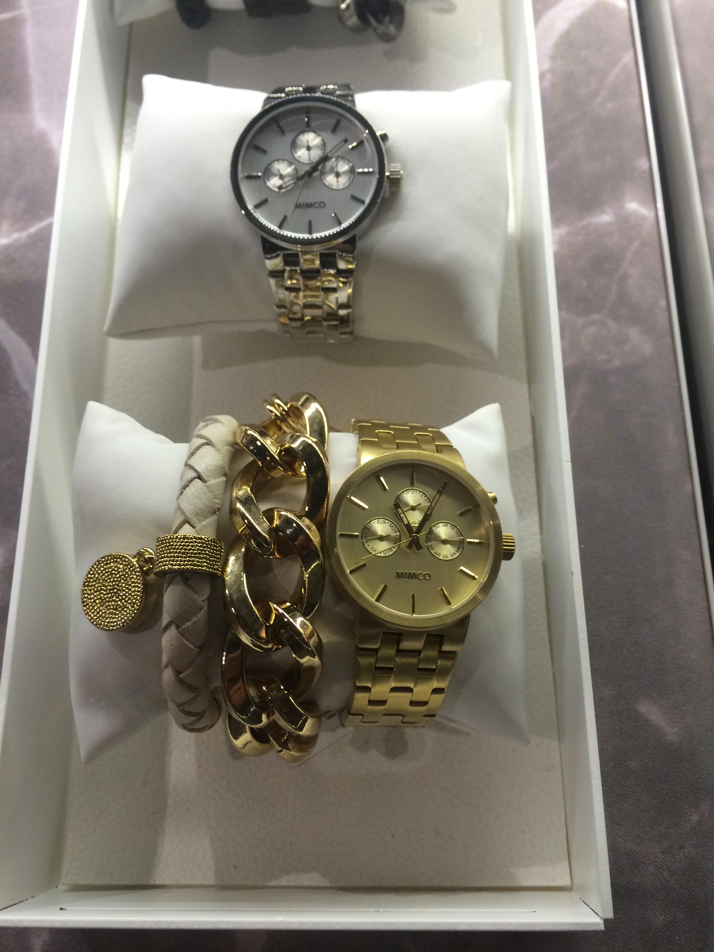 Mimco timepieces