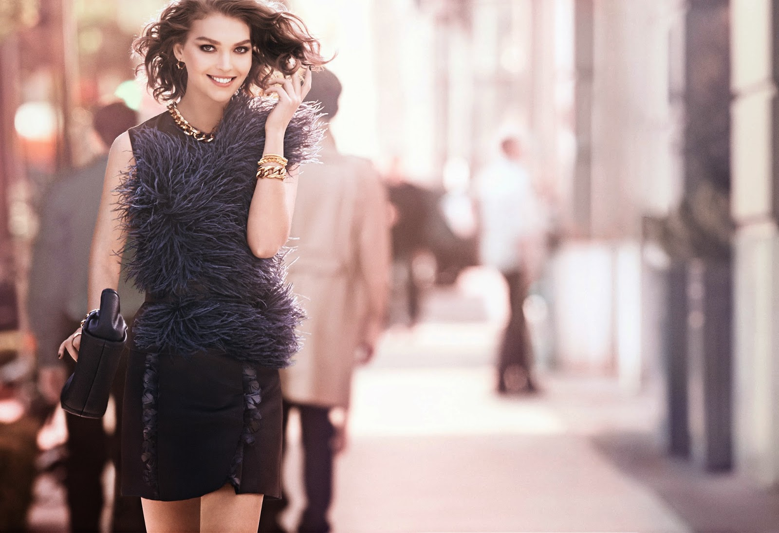 Image result for Modern Muse perfume ad