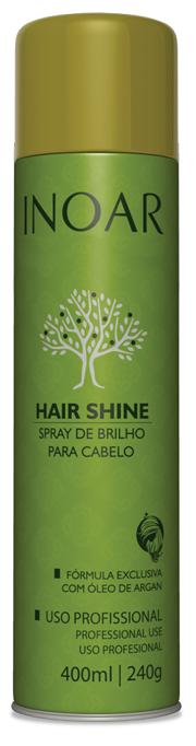 INOAR hair shine