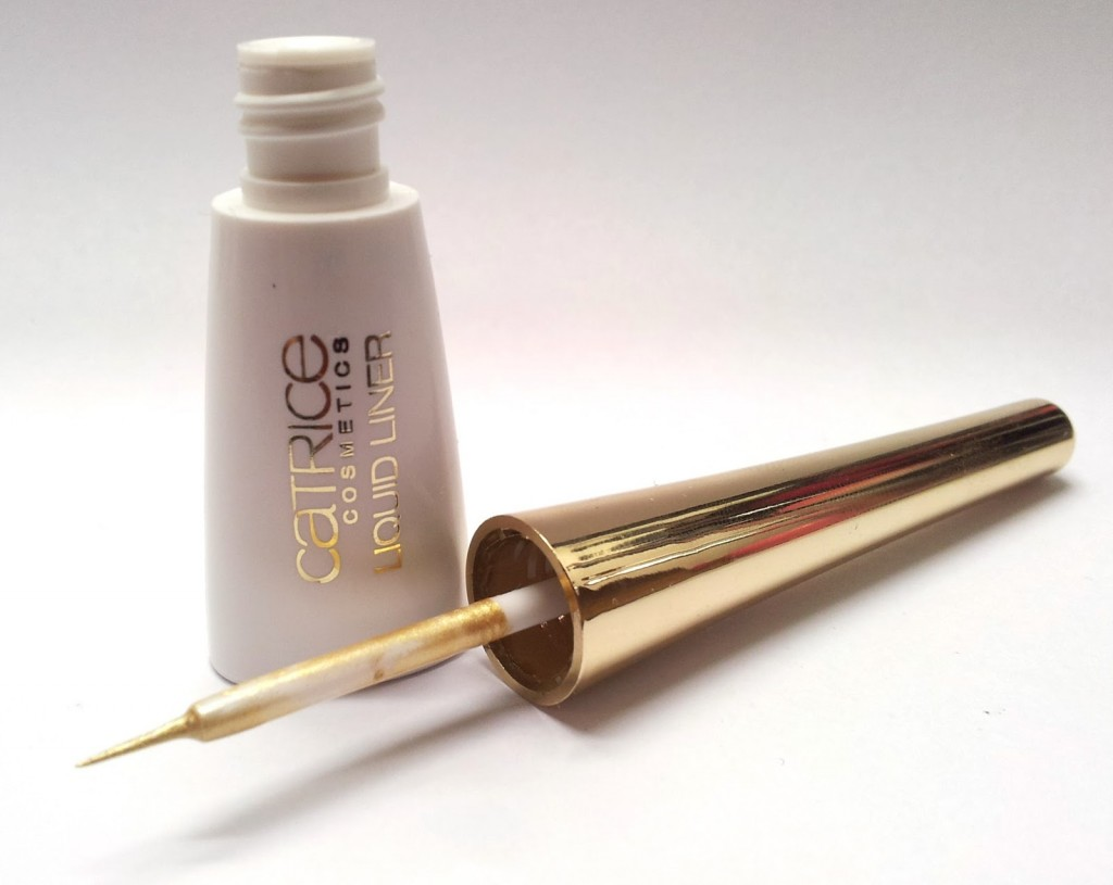 Catrice_Liquid liner C01 Golden Grace